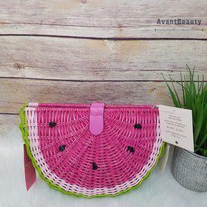 NEW Kate Spade Picnic Perfect Watermelon Crossbody